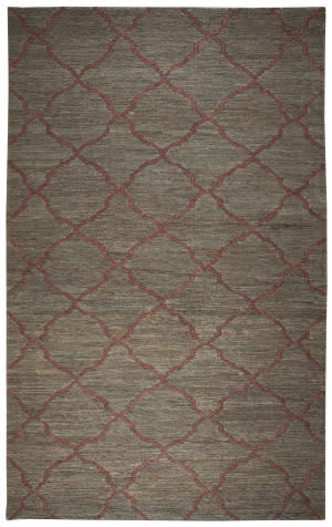 Rizzy Whittier Wr-9628 Dark Taupe Area Rug