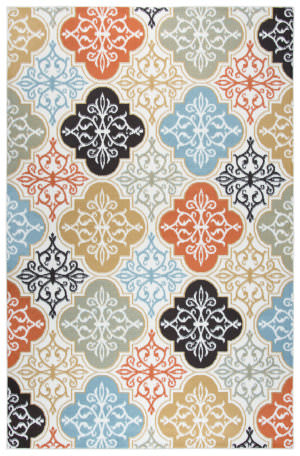 Rizzy Xpression Xp6888 Ivory Area Rug