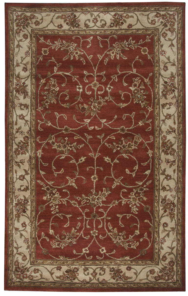 Rizzy Craft Cf 0816 Red Rug Studio