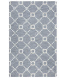 Rizzy Luniccia Li-9483 Light Blue Area Rug