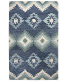 Rizzy Leone Lo-9997 Blue Area Rug