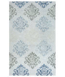 Rizzy Lancaster Ls-9563 Grey Area Rug
