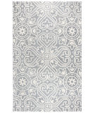Rizzy Opulent Ou908a Grey Area Rug