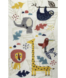 Rizzy Play Day Pd-581a Ivory Area Rug