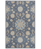 Rizzy Resonant Rs912a Dark Grey Area Rug