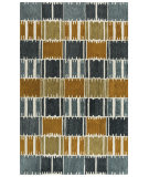 Rizzy Tetra Tet101 Gray - Brown Area Rug