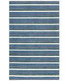 Rizzy Tetra Tet106 Blue - Ivory Area Rug