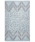 Rizzy Tumble Weed Loft Tl-9249 Blue - Light Blue Area Rug