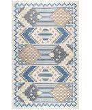 Rizzy Zingaro Zi025b Blue Area Rug