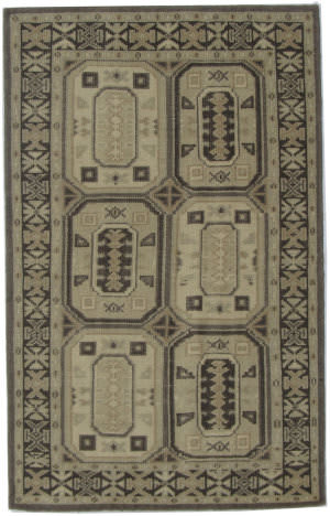 Rugstudio Sample Sale Bokhara Beige Area Rug