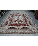 Rugstudio Sample Sale Aubusson Beige Area Rug