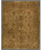 Rugstudio Overdyed Green-Gold 6' 6'' x 8' 3'' Rug