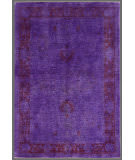 Rugstudio Overdyed Purple 5' 7'' x 8' 2'' Rug