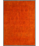 Rugstudio Overdyed Orange 5' 6'' x 8' Rug