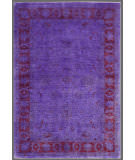 Rugstudio Overdyed Purple 5' 5'' x 8' Rug