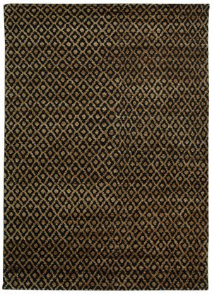 Safavieh Bohemian BOH315A Black / Gold Area Rug