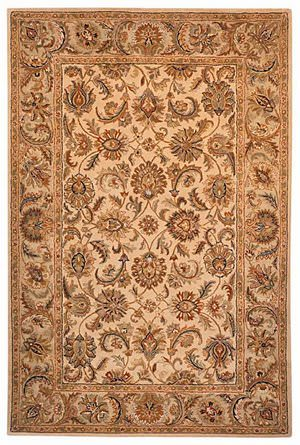 Safavieh Classic CL758A Ivory / Ivory Area Rug