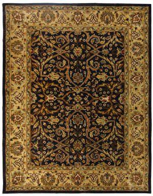 Safavieh Heritage HG644A Charcoal / Beige Area Rug
