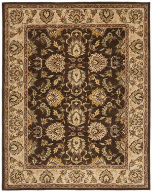Safavieh Heritage HG912A Brown / Ivory Area Rug
