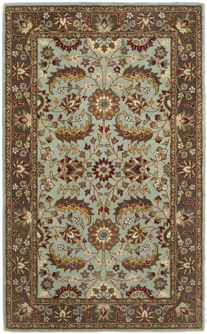 Safavieh Heritage HG962A Blue / Brown Area Rug
