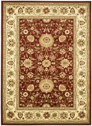 Safavieh Lyndhurst LNH212F Red / Ivory Area Rug