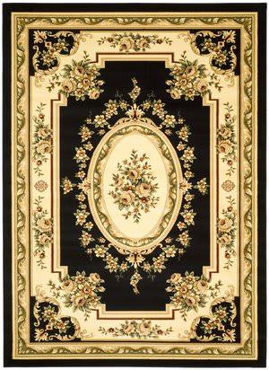 Safavieh Lyndhurst LNH218A Black / Ivory Area Rug
