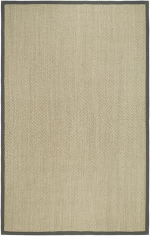 Safavieh Natural Fiber NF443B Marble / Grey Area Rug