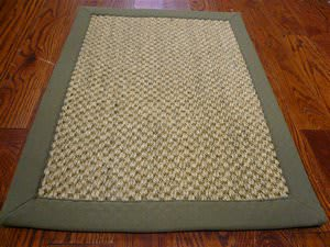 Safavieh Natural Fiber NF443C Natural / Green Area Rug