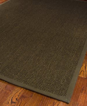 Safavieh Natural Fiber NF443D Brown / Brown Area Rug