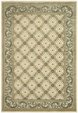 Rugstudio Sample Sale 46975R Creme Area Rug