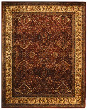Safavieh Persian Legend PL163A Red / Ivory Area Rug
