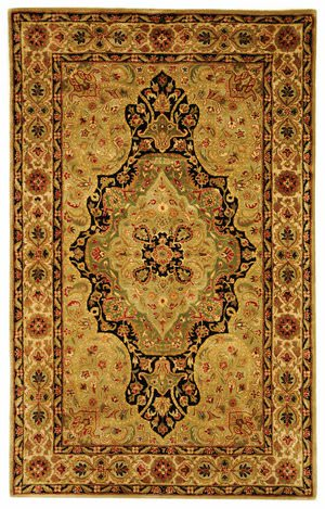 Safavieh Persian Legend PL504A Soft Green / Ivory Area Rug