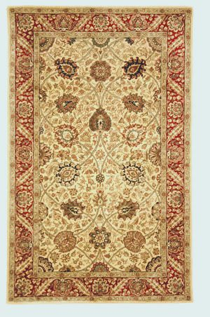 Safavieh Persian Legend PL516A Ivory / Red Area Rug