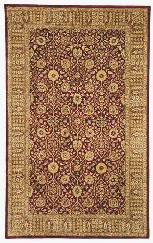 Safavieh Persian Legend PL518C Red / Light Brown Area Rug
