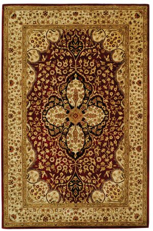 Safavieh Persian Legend PL522A Red / Beige Area Rug