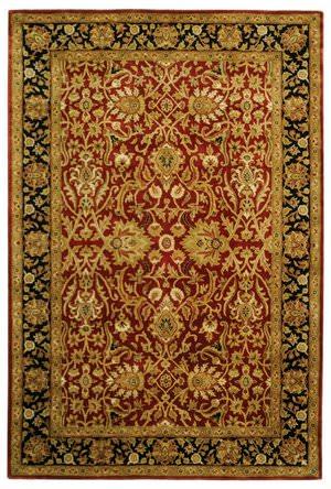 Safavieh Persian Legend PL523C Rust / Black Area Rug