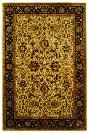 Safavieh Persian Legend PL523D Ivory / Black Area Rug