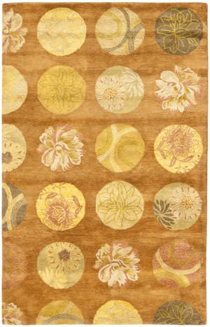 Safavieh Rodeo Drive RD954A Light Brown / Multi Area Rug