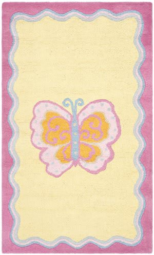 Safavieh Kids SFK394A Multi / Pink Area Rug