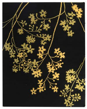 Safavieh Soho Soh316b Black / Lime Area Rug