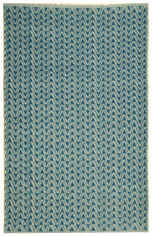Safavieh Thom Filicia TMF120B Summer Blue Area Rug