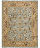 Safavieh Heritage HG958A Blue - Gold Area Rug