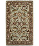 Safavieh Heritage HG962A Blue - Brown Area Rug