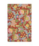 Safavieh Jardin JAR951A Red / Multi Area Rug