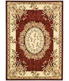 Safavieh Lyndhurst LNH328C Red / Ivory Area Rug