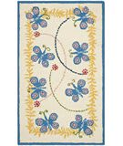 Safavieh Kids SFK390A Ivory / Blue Area Rug