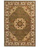 Safavieh Traditions TD610A Green / Ivory Area Rug