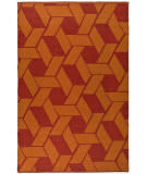 Safavieh Thom Filicia TMF124A Blood Orange Area Rug