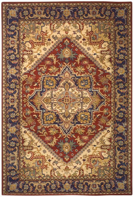 Safavieh Heritage Hg625a Red Rug Studio