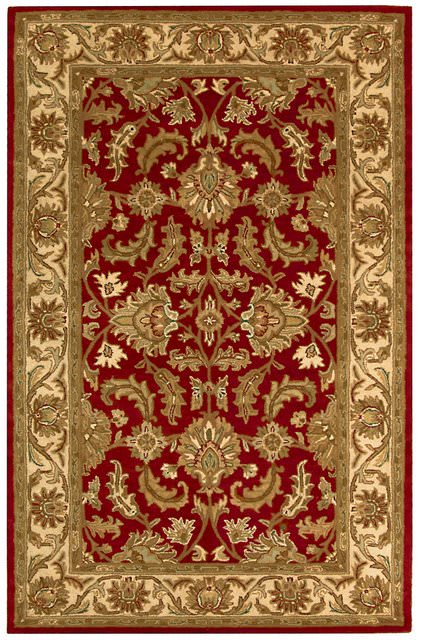 Safavieh Heritage Hg628d Red Ivory Clearance Rug Studio